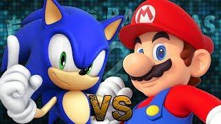 Download Mario vs Sonic 2. Épicas Batallas de Rap del Frikismo T2 | Keyblade ft. Varios [Prod. Vau Boy] Video