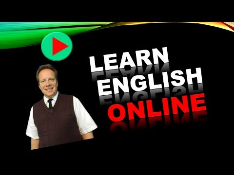 Learn English Online with Popular Topics -- Including Grammar, Vocabulary, Pronunciation and More!