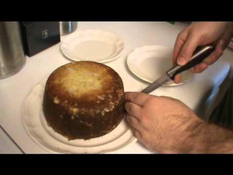 EASY Crockpot Banana Bread