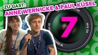 Live @ Gamescom 2013 Tag 3 (7/10 feat. Anne Wernicke, Paul Küsel, Simon, Gregor)