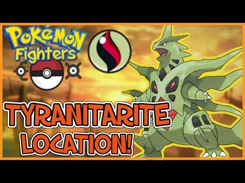 Pokemon Fighters EX : Tyranitarite Location !