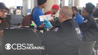 """TSA officials worried about """"tipping point"""" with unpaid airport screeners"""