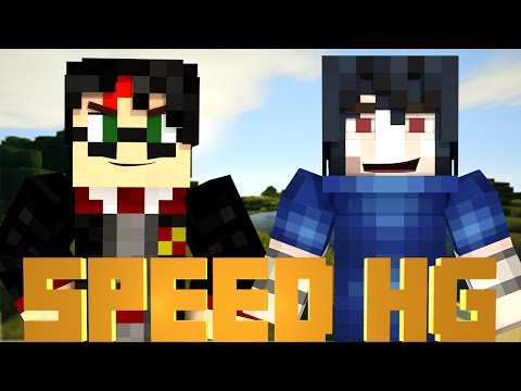 Minecraft HG #6 - Speed HG , Ganhamos? ft(Brothers PVP)