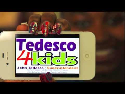 John Tedesco - Let's Take Back Our Schools REVOLUTION (HD) by Randy Bryant