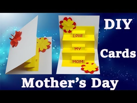 Greeting Cards - Mothers Day Card, Valentines Day Cards