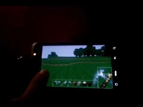 MineCraft on Android