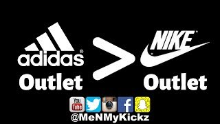 1f8d5fc42670 Nike Friends and Family 30% + Adidas Outlet Half Off Vlog · Went To Nike