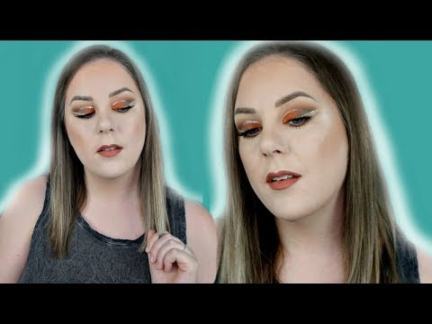EASY INVISIBLE / FLOATING LINER | Glitter Liner Makeup Tutorial | MakeupbyMegB
