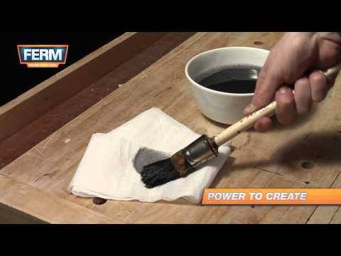 How to preserve and clean a paintbrush
