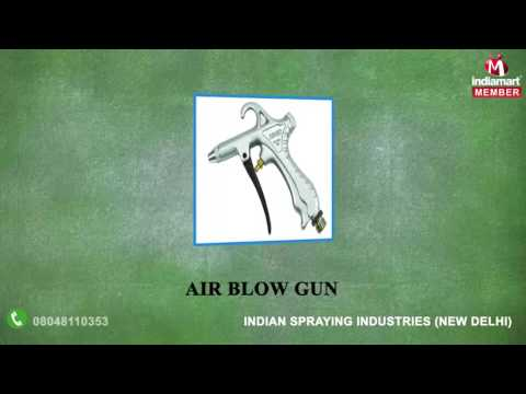 Painter Spray Gun by Indian Spraying Industries, New Delhi