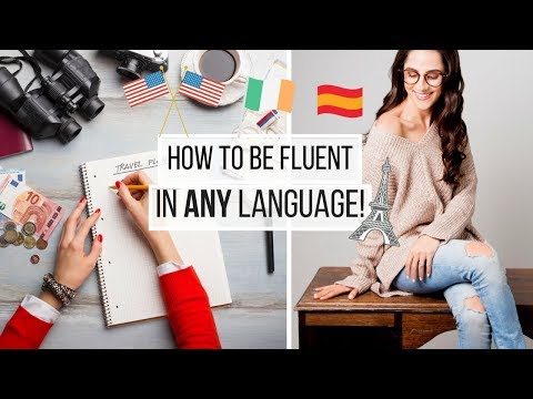 5 HACKS FOR LEARNING A NEW LANGUAGE!