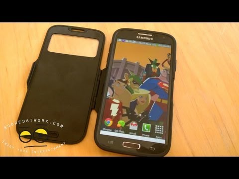 Spigen Galaxy S4 Slim Armor View Case Review: Ultimate Protection