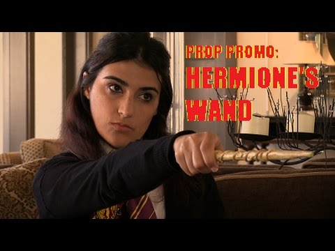 Prop Promo: Hermione's Wand