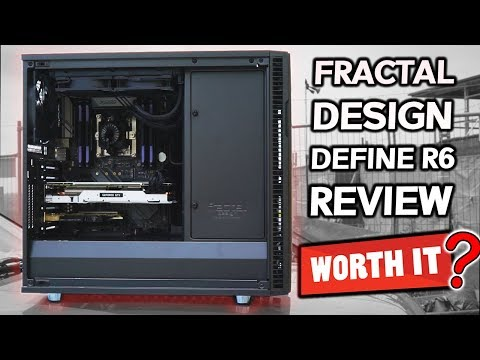 Fractal Design Define R6 Review - Is this the PERFECT Case for You?