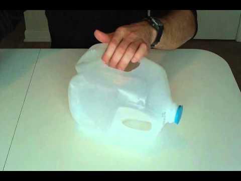 Scout How-To: Plastic jug/bottle birdfeeder