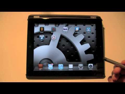 iPad App: Microsoft Office 2010 with OnLive Desktop App FREE | H2TechVideos