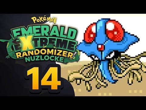 THIS COULD BE BAD... - Pokémon Emerald EXTREME Randomizer Nuzlocke w/ Supra! Episode #14