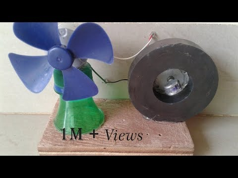 Free Energy Generator by using Two magnets