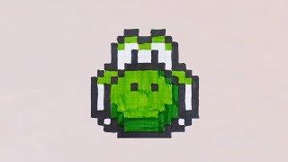 Comment Dessiner Le Champignon De Mario