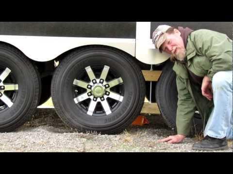 Homemade Wheel Chocks For Rv