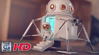 """CGI 3D Animated Short: """"Visting""""  - by Louis du Mont"""
