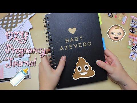 DIY Pregnancy Journal