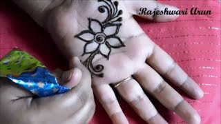 eid special very simple mehndi henna designs for hands || latest beginners arabic mehndi designs