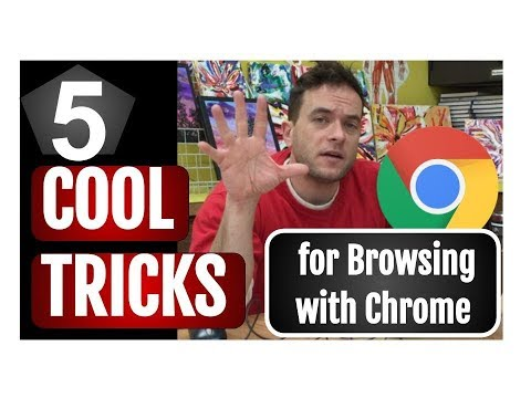 5 Cool Tricks for Browsing the Web using Chrome