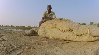 Faces of Africa - Guardians of the Sacred Crocodiles