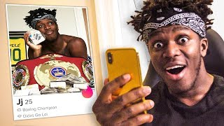 I Went On Tinder As The Boxing Champ And... (Part 1)