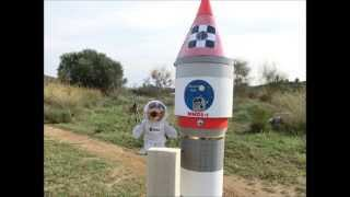 First Mission To The @moondotstation - Featuring @mausonaut - Part 1