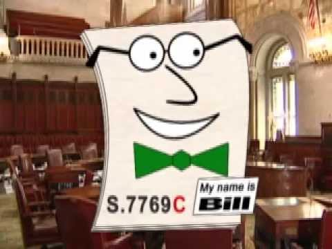 Senator Hugh T. Farley - How Your Idea Becomes a Law