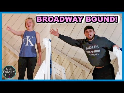 BROADWAY BOUND SINGING AND DANCING & HILARIOUS FAMILY GAME NIGHT!
