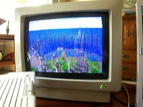 Second Life on an Apple II