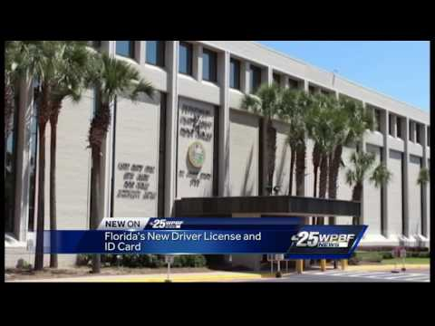 Florida issuing new driver license, ID card