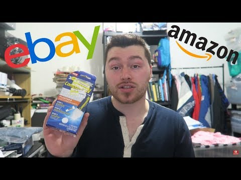 How to Research Thrift Store Items for Ebay and Amazon | How to Sell Merchant Fulfilled