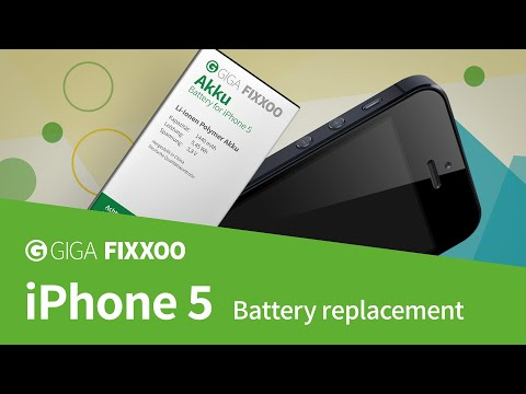 iPhone 5 battery replacement: Tutorial and FAQ