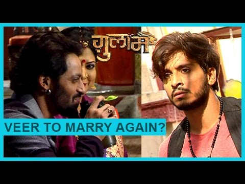 Veer Wants To MARRY Again   Rangeela To Search For A Girl   Ghulaam   ग़ुलाम   TellyMasala