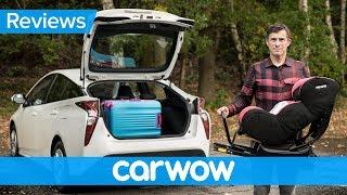 Toyota Prius 2018 practicality review | Mat Watson Reviews