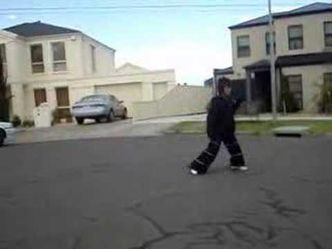 Melbourne shuffle prac 2