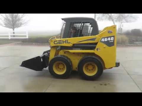 2014 GEHL 4640E P2 For Sale