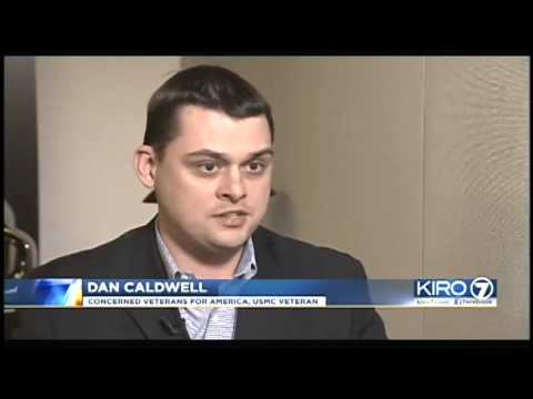 KIRO Seattle | Dan Caldwell on vets being forced to repay bonuses