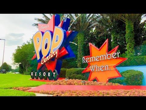 Disney's Pop Century Resort // NEW REFURBISHED ROOM TOUR | May 2018
