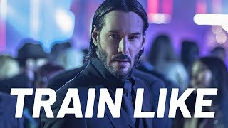Keanu Reeves' John Wick Workout Explained By His Trainer | Train Like A Celebrity | Men's Health
