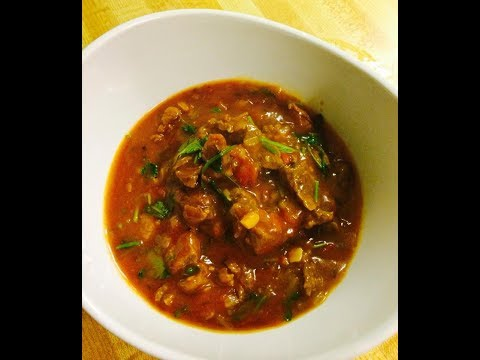 How to cook a beef stew (Kenyan Food).