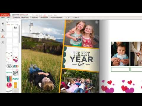Shutterfly Photo Books - Advanced Editing