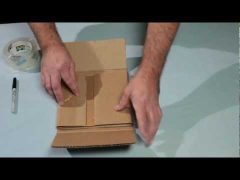sowndsboxtemplates - Do It Yourself Shipping Box Templates - Main Directions and How To Order
