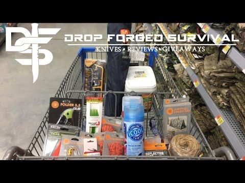 05e37e1b71ac Survival   EDC Shopping at my Local Walmart - 2017 Week 2