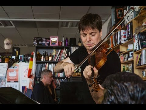 Joshua Bell & Jeremy Denk: NPR Music Tiny Desk Concert
