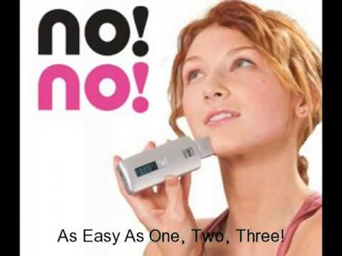 What is the No No Hair Removal System